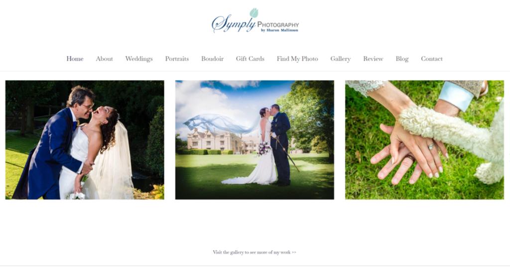 seo photography website