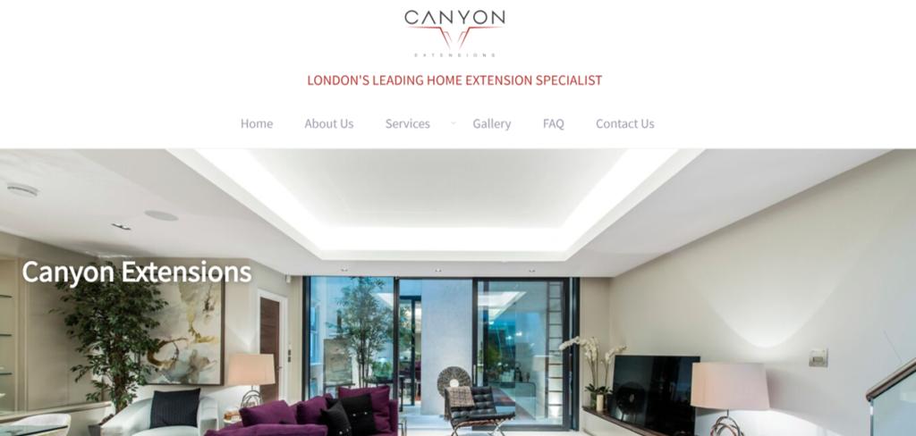 website development service london