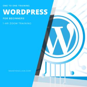 online wordpress training